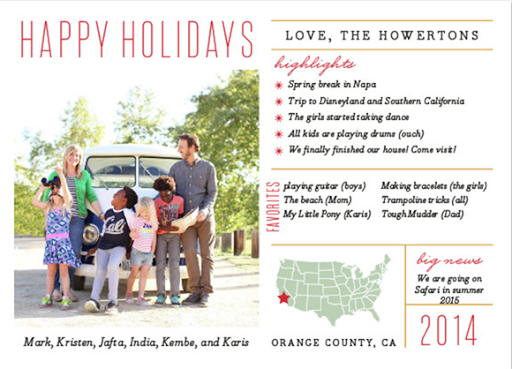 A Giving Tuesday giveaway with MINTED